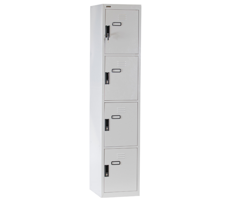 RXL204ST-Four Door Locker